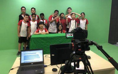 Creating a School News Team