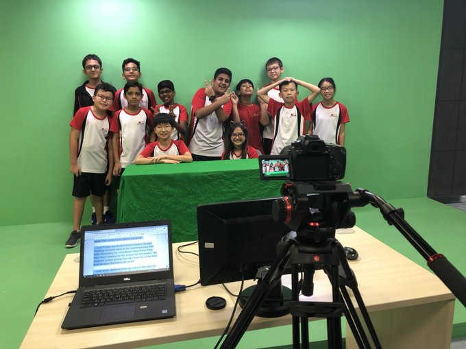 Creating a School News Team