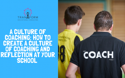 Peer Coaching: 6 Ways to Create a Culture of Coaching and Reflection at Your School