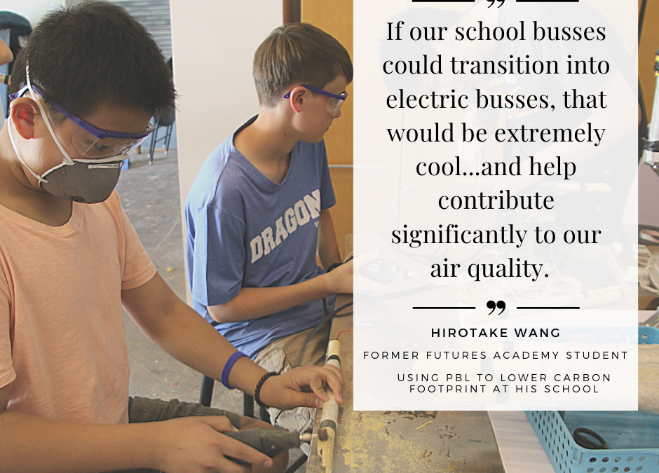 PBL Case Study #4: Creating Eco-Friendly Busses