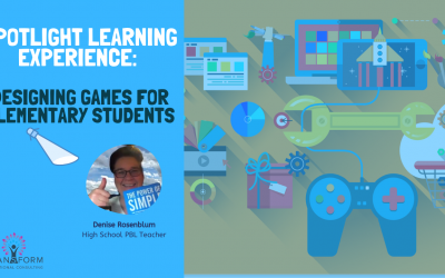 PBL CoVid Case Study #12: 'Earning Advance Course Credit Through Designing Games'