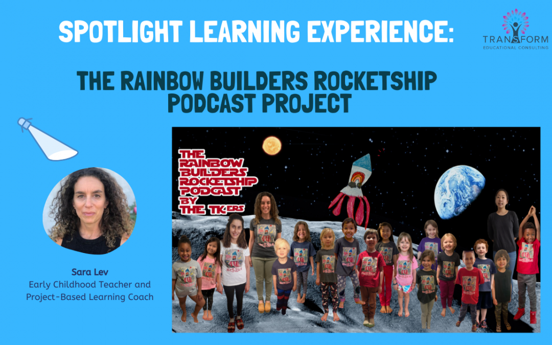PBL Case Study #11: 'Planet Podcast' Early Years Project
