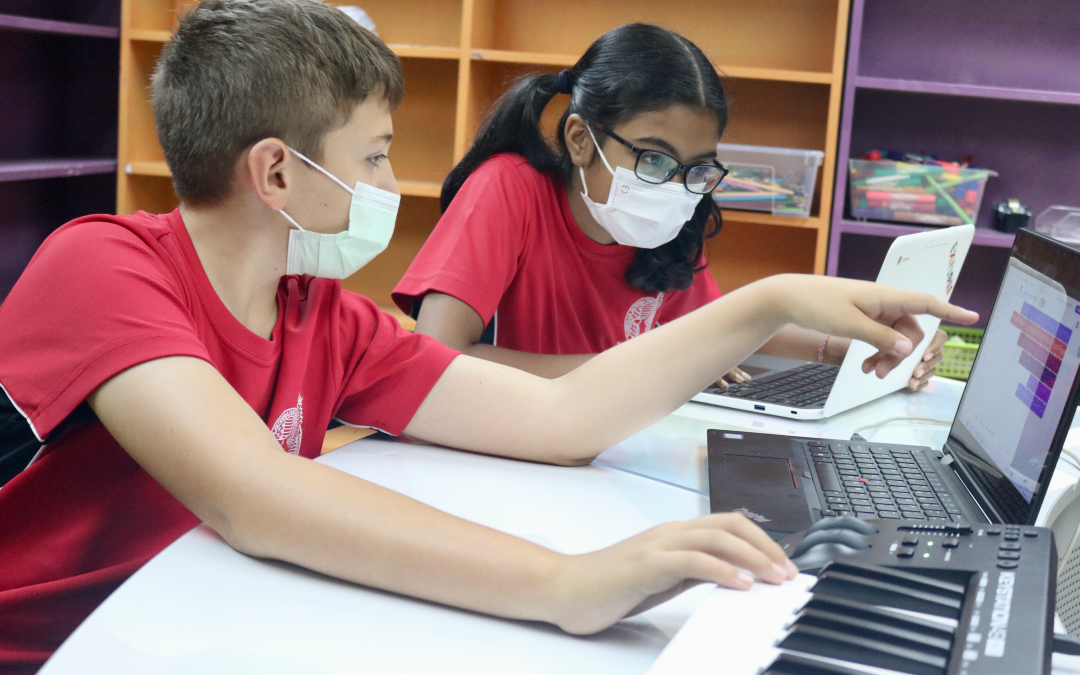 Music for Spaces: An Exploration in Sound and Project Based Learning in the Hybrid Music Classroom